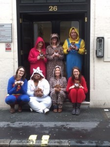We love raising money for charity here at Axcis!
