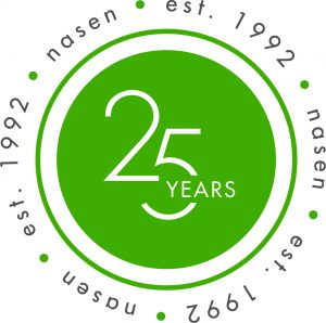 Axcis are thrilled to support nasen - now in it's 25th year.
