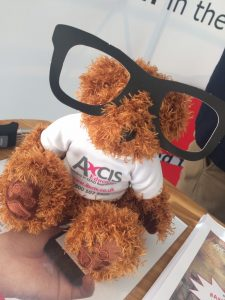 The Axcis Bear Hunt and Selfie Competition were a huge hit!