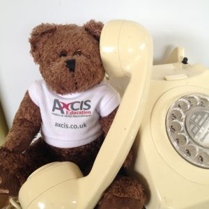 If you're confident on the phone and a great team player then Axcis could be a great place for you to work!