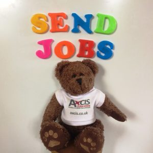 Find your next SEND job with Axcis